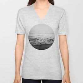 Ocean Crash Unisex V-Neck