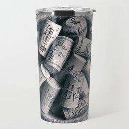 Collection of Corks. Travel Mug