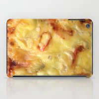 pizza iPad Cases featuring Pizza by Fine2art