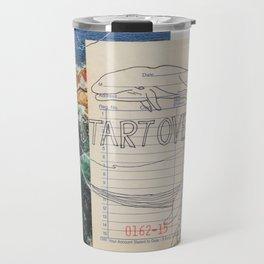 just start over Travel Mug