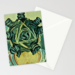 Chiney Bump Stationery Cards