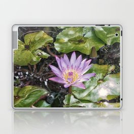 Beautiful waterlily Laptop & iPad Skin