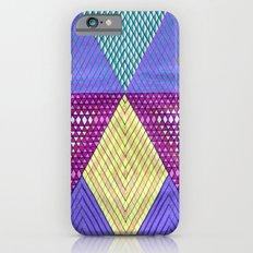 Isometric Harlequin #9 iPhone 6 Slim Case