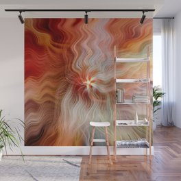 Cosmic Waves  | In the cosmos Wall Mural