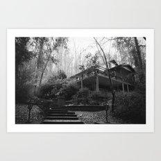 Home Again Art Print