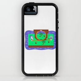 Overworld: Loop iPhone Case