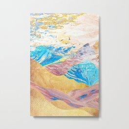 Beauty of Nature ⬙ Illustration VII Metal Print