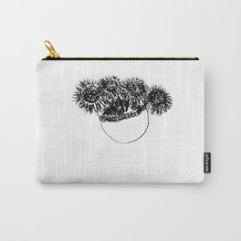 Les tournesols - Sunflowers Carry-All Pouch