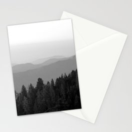 California Backcountry Stationery Cards