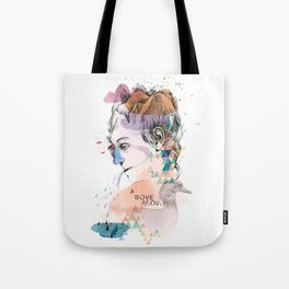 Mountain Head Tote Bag