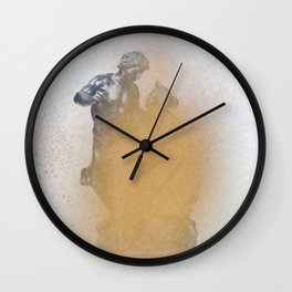Metallurgy Wall Clock