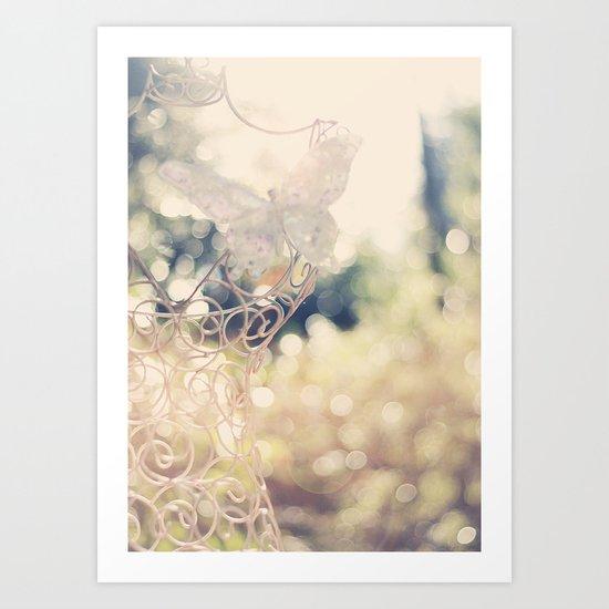 Lovely Light Art Print