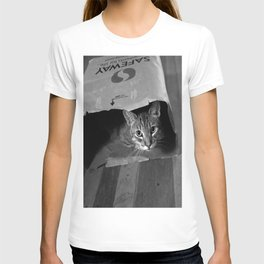 Cleo in a Bag T-shirt