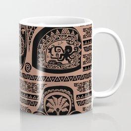 Maui Tattoos Inspired Moana Coffee Mug