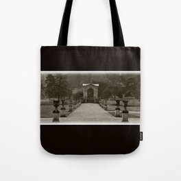 Approach to the Bridge Tote Bag