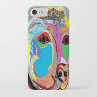 rottweiler iPhone & iPod Cases featuring Lady Rottweiler by EloiseArt