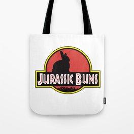 JURASSIC BUNS Tote Bag