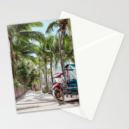 Exotic Way Stationery Cards