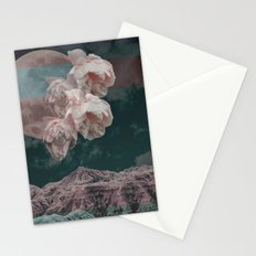 supermoon in taurus Stationery Cards