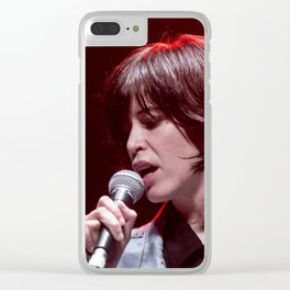 The Jezabels_03 Clear iPhone Case