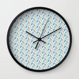 Unicornios Wall Clock