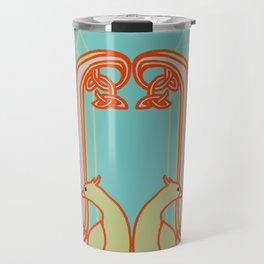 Shoalhaven Lyrebird Travel Mug