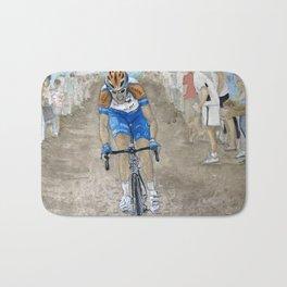 Ryder Hesjedal In Tour De France Bath Mat
