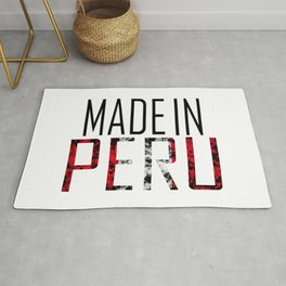 Made In Peru Rug