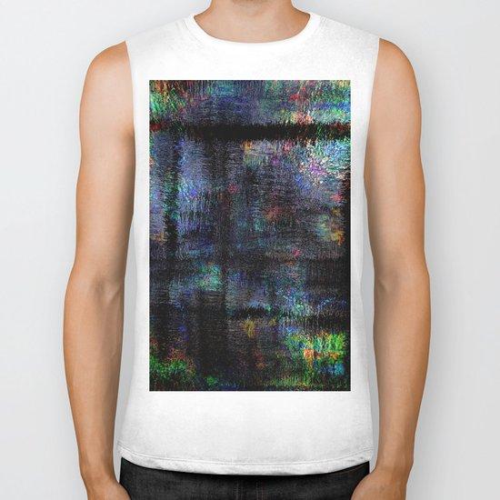 abstract #   #   # Biker Tank