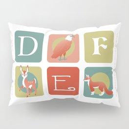 DEF Pillow Sham