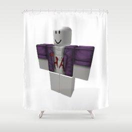 Injustice 2  Joker - Roblox Shower Curtain