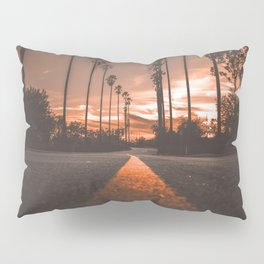 Road at Sunset Pillow Sham