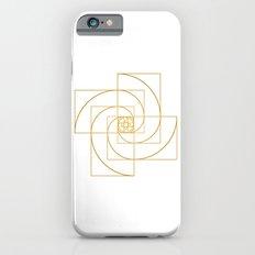 Golden Pinwheel Slim Case iPhone 6s