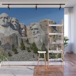 Mt. Rushmore Wall Mural