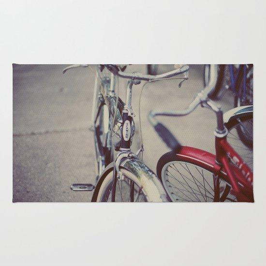Summer Rides Rug