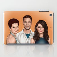 allison argent iPad Cases featuring Argent Family Photo - San Francisco, 2010 by xKxDx