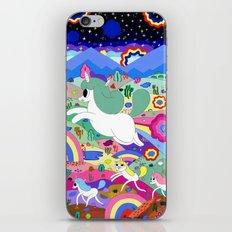 Gary the Farting Unicorn iPhone & iPod Skin