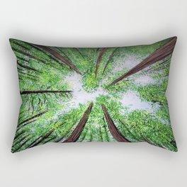 Reaching for the sky - Rectangular Pillow
