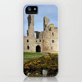 Dunstanburgh Castle iPhone Case