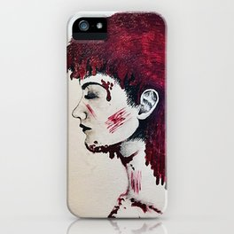 Complection iPhone Case