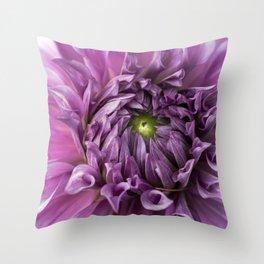 Dahlia / In The Garden / 24 Throw Pillow