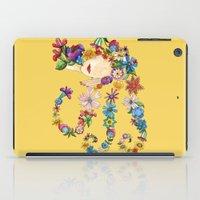 sleeping beauty iPad Cases featuring Sleeping Beauty by Shelley Ylst Art