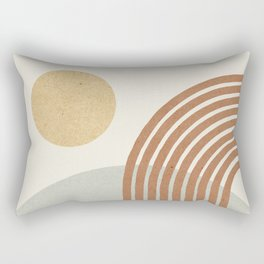 Sunny Hill Rectangular Pillow
