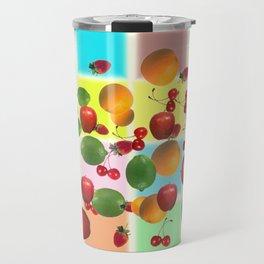 fruit salad Travel Mug
