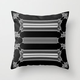 Sect 2 Quad Throw Pillow
