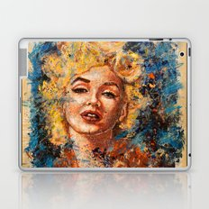 blonde bombshell Laptop & iPad Skin