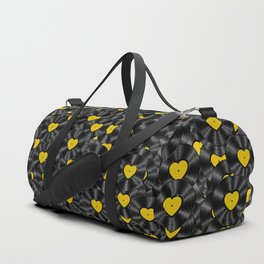 Vinyl Love Duffle Bag