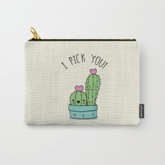 I PICK YOU! Carry-All Pouch