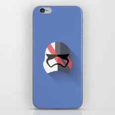 Captain Phasma Flat Design iPhone & iPod Skin
