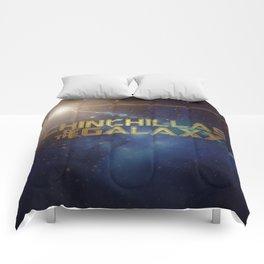 Chinchillas of the Galaxy Comforters